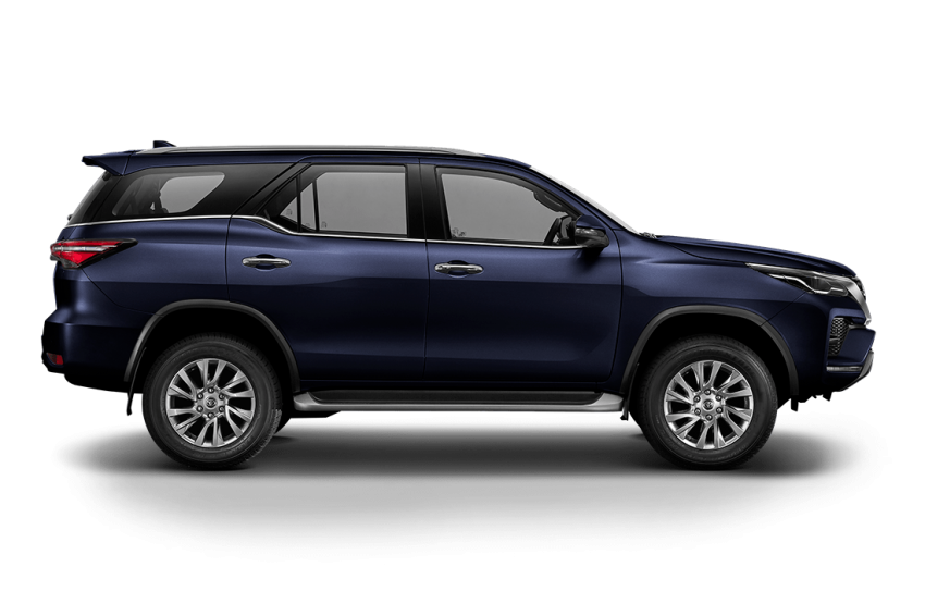 2020 Toyota Fortuner facelift revealed – 2.8L with 204 PS, 500 Nm, Thailand gets Legender with sporty face Image #1126665