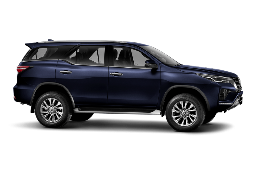 2020 Toyota Fortuner facelift revealed – 2.8L with 204 PS, 500 Nm, Thailand gets Legender with sporty face Image #1126666