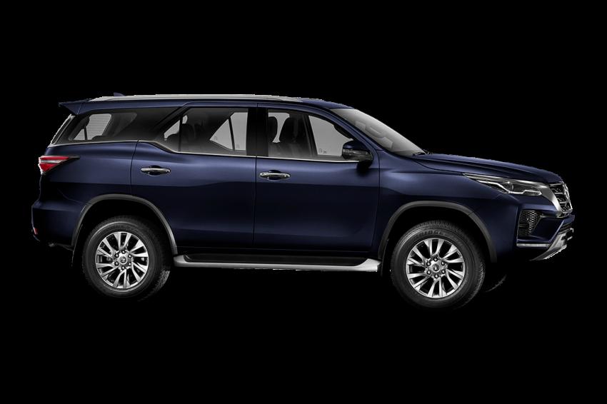 Toyota Fortuner facelift 2020 didedahkan – enjin 2.8L berkuasa 204 PS/500 Nm, varian Lagender untuk Thai Image #1126943