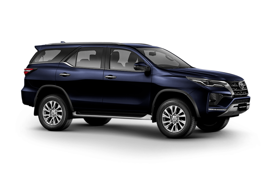 2020 Toyota Fortuner facelift revealed – 2.8L with 204 PS, 500 Nm, Thailand gets Legender with sporty face Image #1126667