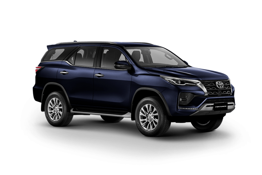 2020 Toyota Fortuner facelift revealed – 2.8L with 204 PS, 500 Nm, Thailand gets Legender with sporty face Image #1126668