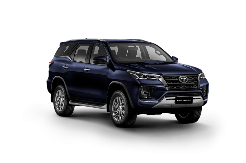 2020 Toyota Fortuner facelift revealed – 2.8L with 204 PS, 500 Nm, Thailand gets Legender with sporty face Image #1126669