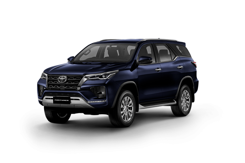 2020 Toyota Fortuner facelift revealed – 2.8L with 204 PS, 500 Nm, Thailand gets Legender with sporty face Image #1126647