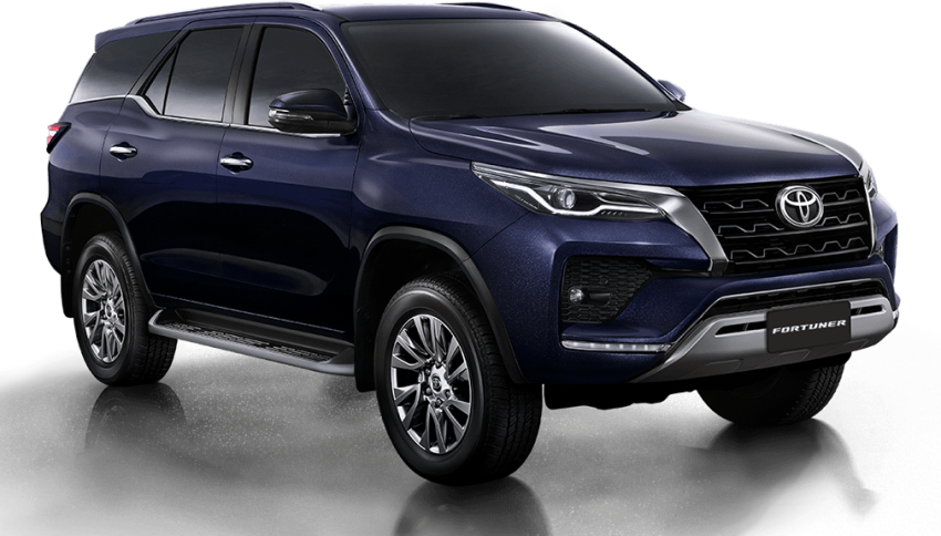 2020 Toyota Fortuner facelift revealed – 2.8L with 204 PS, 500 Nm, Thailand gets Legender with sporty face Image #1126690