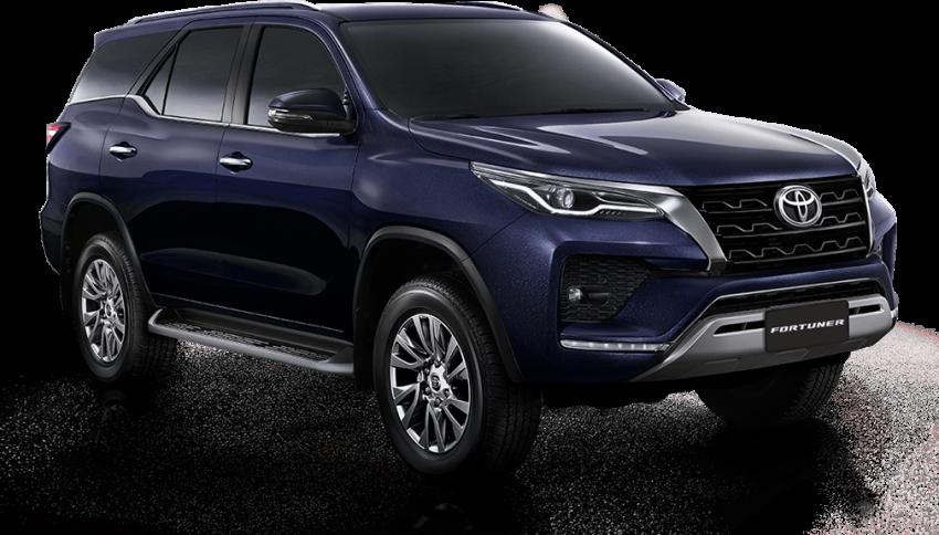 Toyota Fortuner facelift 2020 didedahkan – enjin 2.8L berkuasa 204 PS/500 Nm, varian Lagender untuk Thai Image #1126968