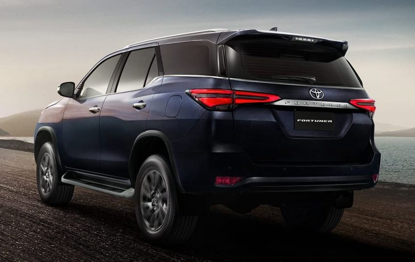 2020 Toyota Fortuner facelift revealed – 2.8L with 204 PS, 500 Nm, Thailand gets Legender with sporty face Image #1126693