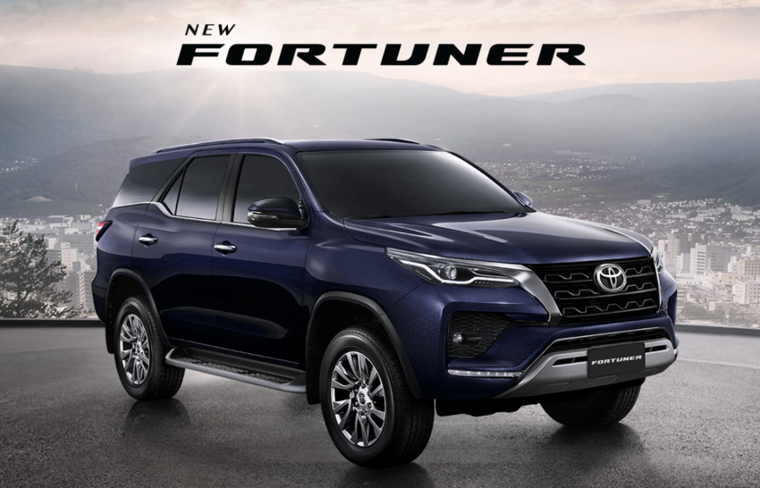 2020 Toyota Fortuner facelift revealed – 2.8L with 204 PS, 500 Nm, Thailand gets Legender with sporty face Image #1126694