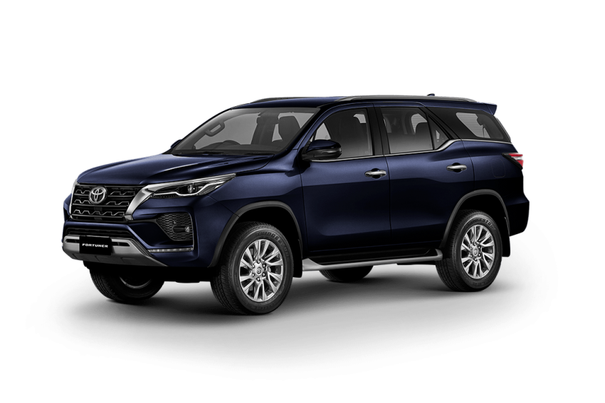 2020 Toyota Fortuner facelift revealed – 2.8L with 204 PS, 500 Nm, Thailand gets Legender with sporty face Image #1126649