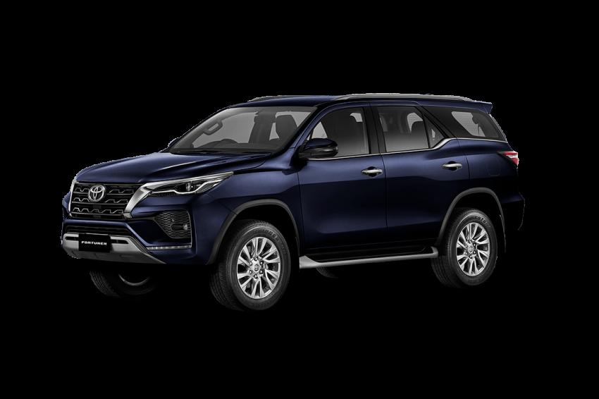 Toyota Fortuner facelift 2020 didedahkan – enjin 2.8L berkuasa 204 PS/500 Nm, varian Lagender untuk Thai Image #1126926