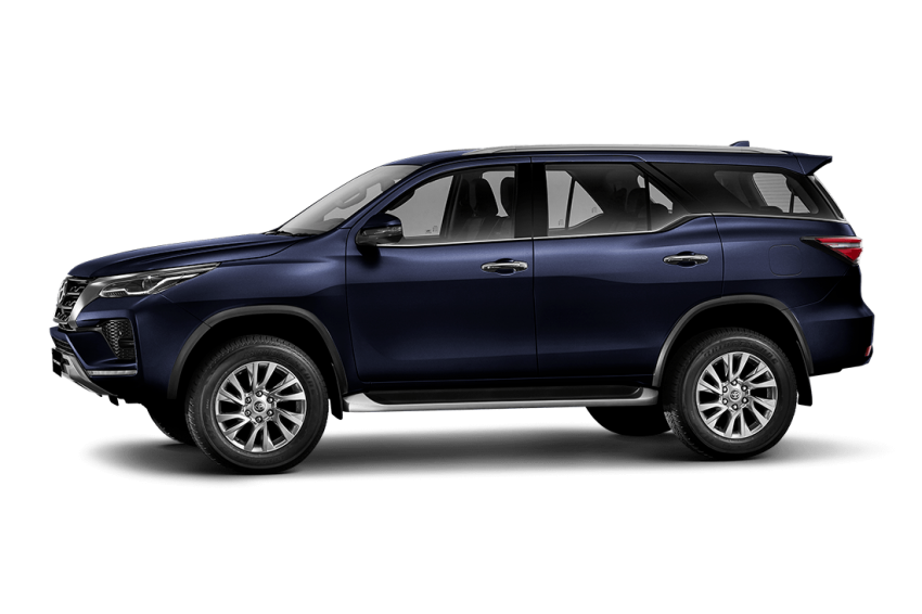 2020 Toyota Fortuner facelift revealed – 2.8L with 204 PS, 500 Nm, Thailand gets Legender with sporty face Image #1126651
