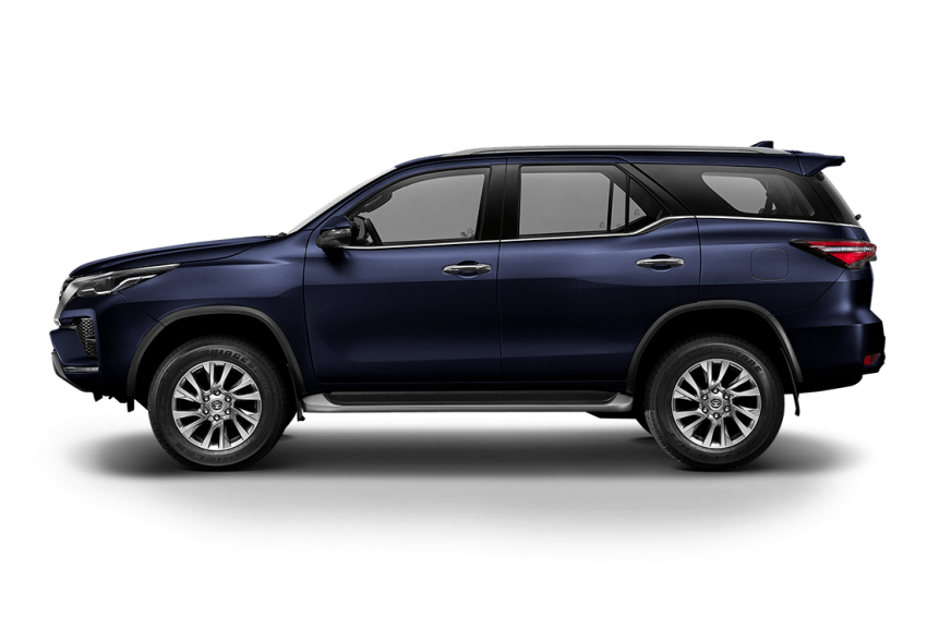 2020 Toyota Fortuner facelift revealed – 2.8L with 204 PS, 500 Nm, Thailand gets Legender with sporty face Image #1126652