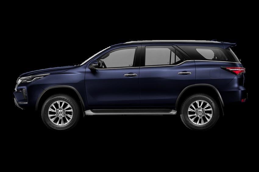 Toyota Fortuner facelift 2020 didedahkan – enjin 2.8L berkuasa 204 PS/500 Nm, varian Lagender untuk Thai Image #1126929