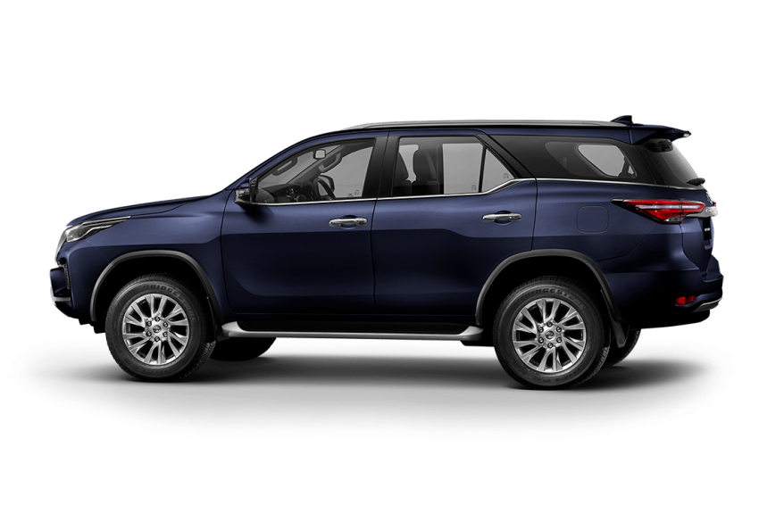 2020 Toyota Fortuner facelift revealed – 2.8L with 204 PS, 500 Nm, Thailand gets Legender with sporty face Image #1126653