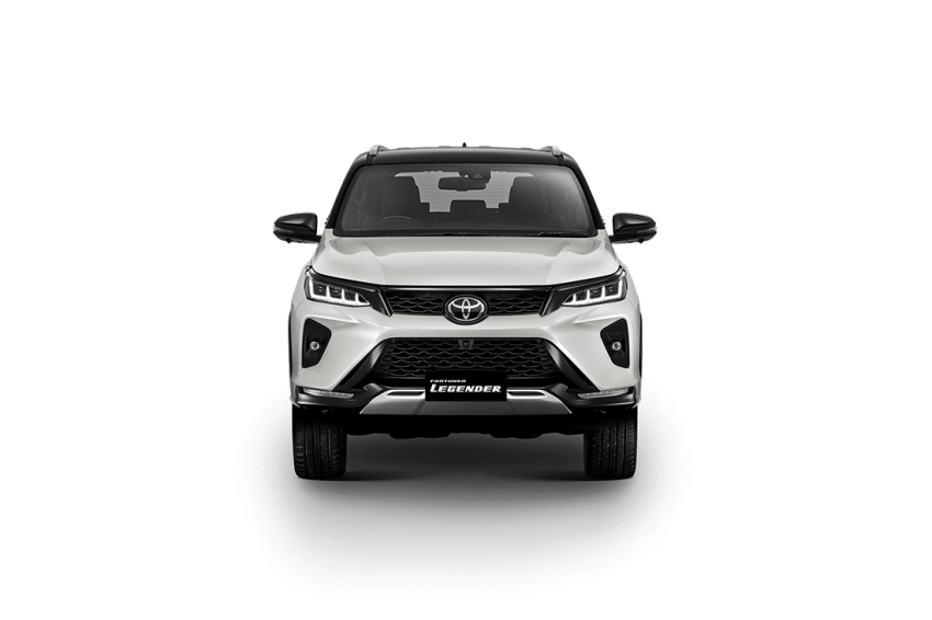 2020 Toyota Fortuner facelift revealed – 2.8L with 204 PS, 500 Nm, Thailand gets Legender with sporty face Image #1126706
