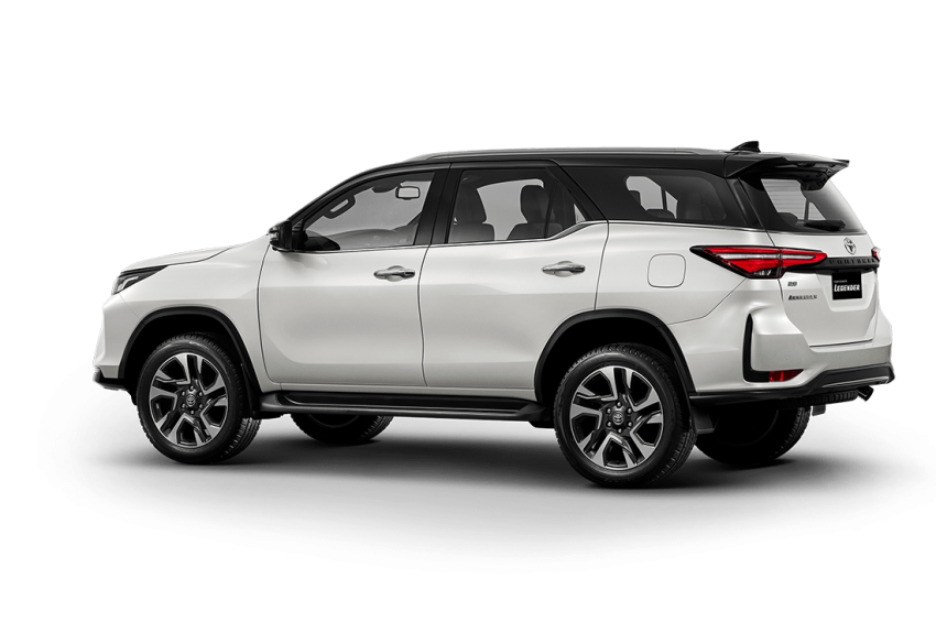 2020 Toyota Fortuner facelift revealed – 2.8L with 204 PS, 500 Nm, Thailand gets Legender with sporty face Image #1126715