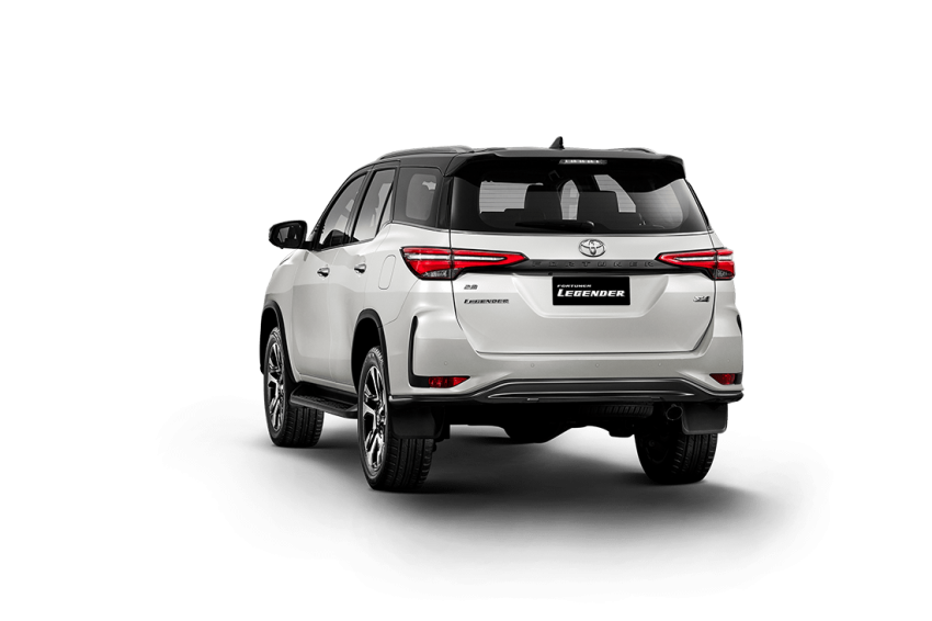 2020 Toyota Fortuner facelift revealed – 2.8L with 204 PS, 500 Nm, Thailand gets Legender with sporty face Image #1126718