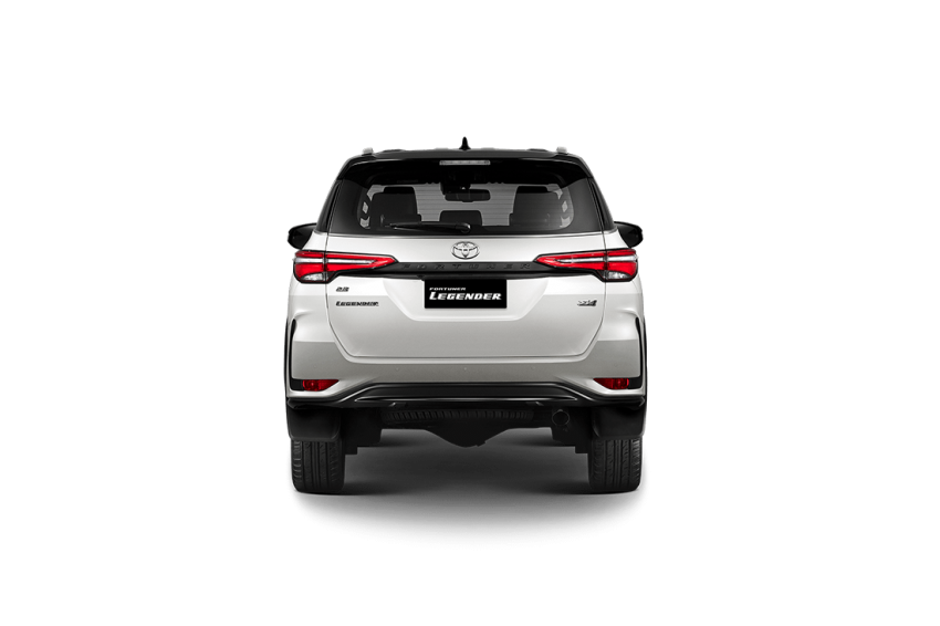 2020 Toyota Fortuner facelift revealed – 2.8L with 204 PS, 500 Nm, Thailand gets Legender with sporty face Image #1126719