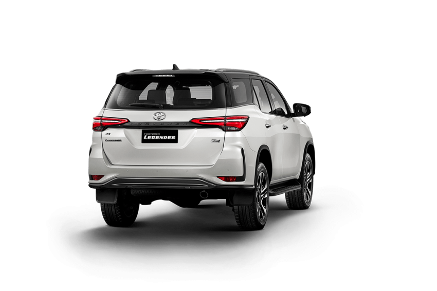 2020 Toyota Fortuner facelift revealed – 2.8L with 204 PS, 500 Nm, Thailand gets Legender with sporty face Image #1126720