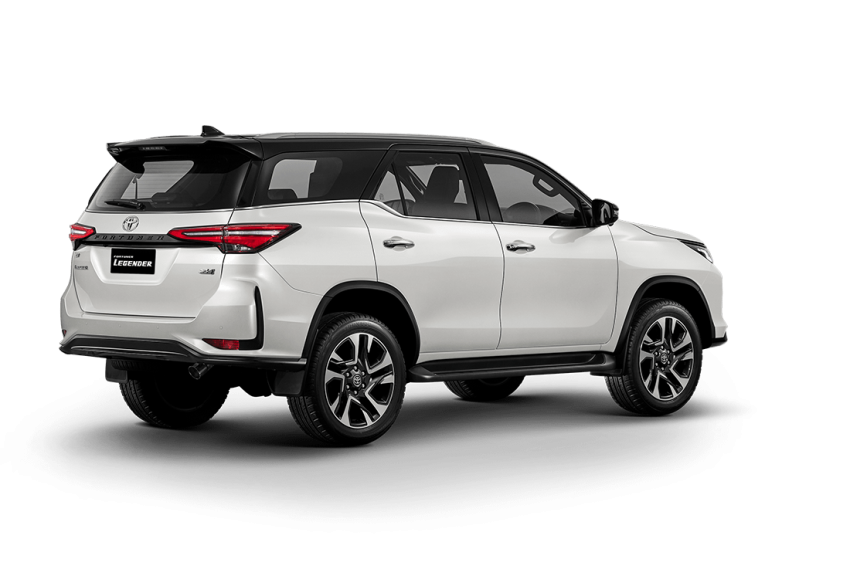 2020 Toyota Fortuner facelift revealed – 2.8L with 204 PS, 500 Nm, Thailand gets Legender with sporty face Image #1126722