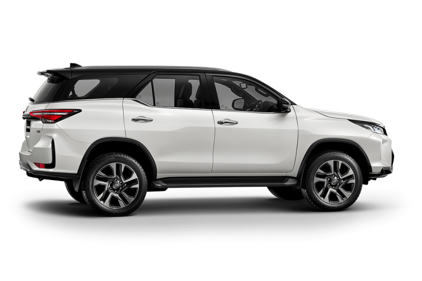 2020 Toyota Fortuner facelift revealed – 2.8L with 204 PS, 500 Nm, Thailand gets Legender with sporty face Image #1126724