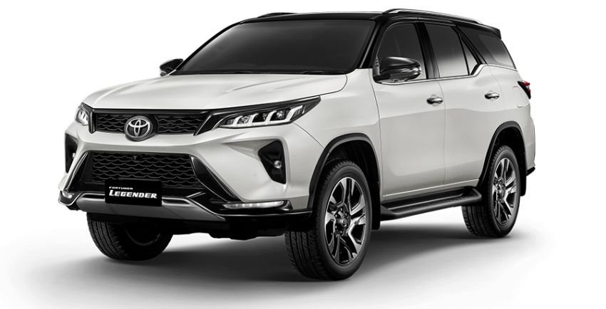 2020 Toyota Fortuner facelift revealed – 2.8L with 204 PS, 500 Nm, Thailand gets Legender with sporty face Image #1126707