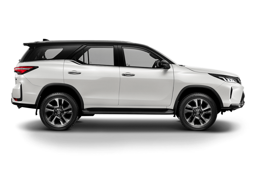 2020 Toyota Fortuner facelift revealed – 2.8L with 204 PS, 500 Nm, Thailand gets Legender with sporty face Image #1126725