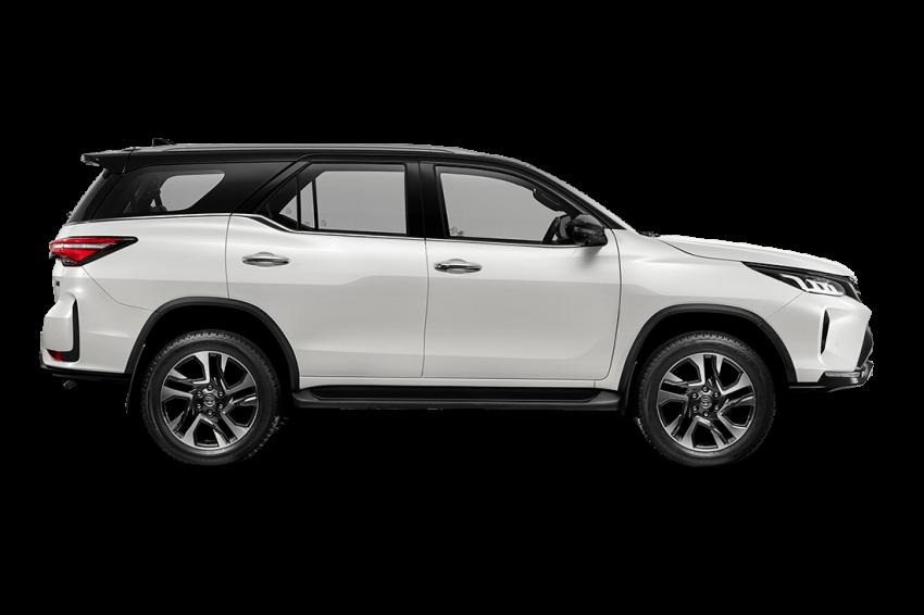 Toyota Fortuner facelift 2020 didedahkan – enjin 2.8L berkuasa 204 PS/500 Nm, varian Lagender untuk Thai Image #1127010