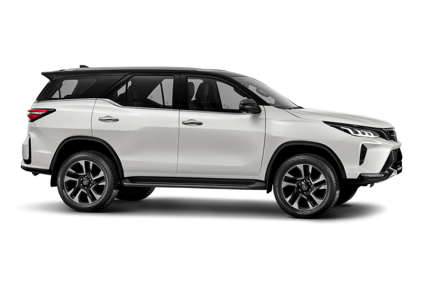 2020 Toyota Fortuner facelift revealed – 2.8L with 204 PS, 500 Nm, Thailand gets Legender with sporty face Image #1126726