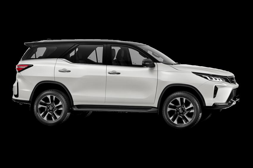 Toyota Fortuner facelift 2020 didedahkan – enjin 2.8L berkuasa 204 PS/500 Nm, varian Lagender untuk Thai Image #1127012
