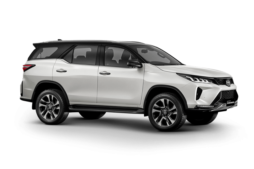2020 Toyota Fortuner facelift revealed – 2.8L with 204 PS, 500 Nm, Thailand gets Legender with sporty face Image #1126727
