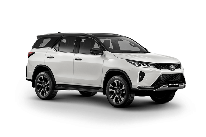 2020 Toyota Fortuner facelift revealed – 2.8L with 204 PS, 500 Nm, Thailand gets Legender with sporty face Image #1126728