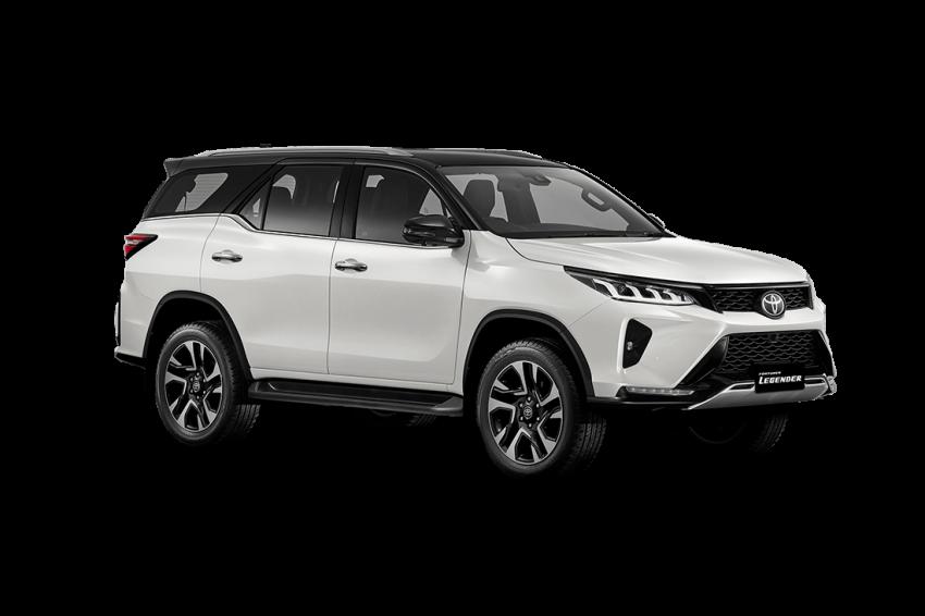 Toyota Fortuner facelift 2020 didedahkan – enjin 2.8L berkuasa 204 PS/500 Nm, varian Lagender untuk Thai Image #1127015