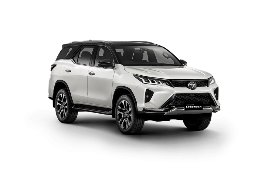 2020 Toyota Fortuner facelift revealed – 2.8L with 204 PS, 500 Nm, Thailand gets Legender with sporty face Image #1126729