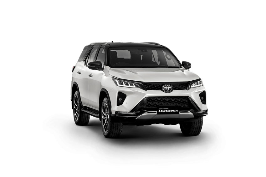 2020 Toyota Fortuner facelift revealed – 2.8L with 204 PS, 500 Nm, Thailand gets Legender with sporty face Image #1126730