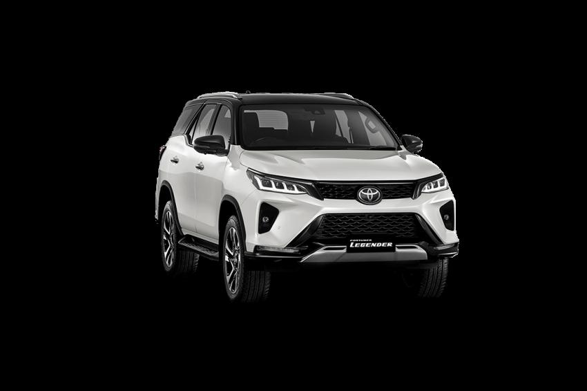 Toyota Fortuner facelift 2020 didedahkan – enjin 2.8L berkuasa 204 PS/500 Nm, varian Lagender untuk Thai Image #1127019