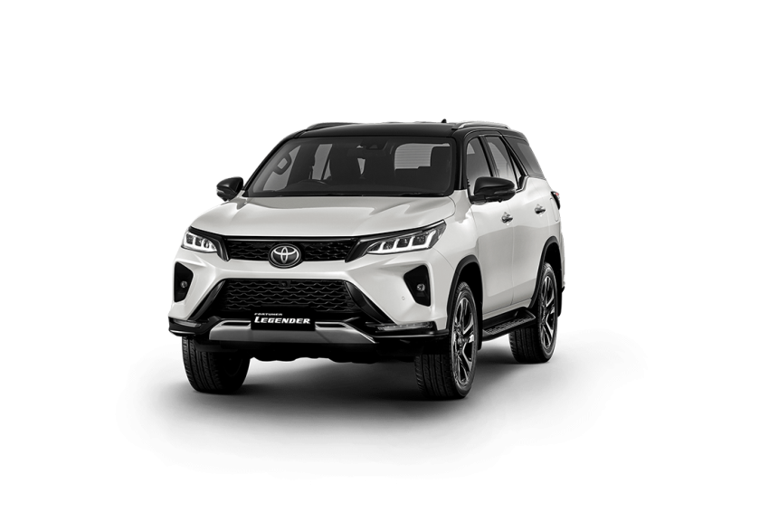 2020 Toyota Fortuner facelift revealed – 2.8L with 204 PS, 500 Nm, Thailand gets Legender with sporty face Image #1126708