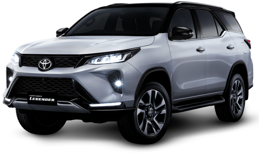 2020 Toyota Fortuner facelift revealed – 2.8L with 204 PS, 500 Nm, Thailand gets Legender with sporty face Image #1126735