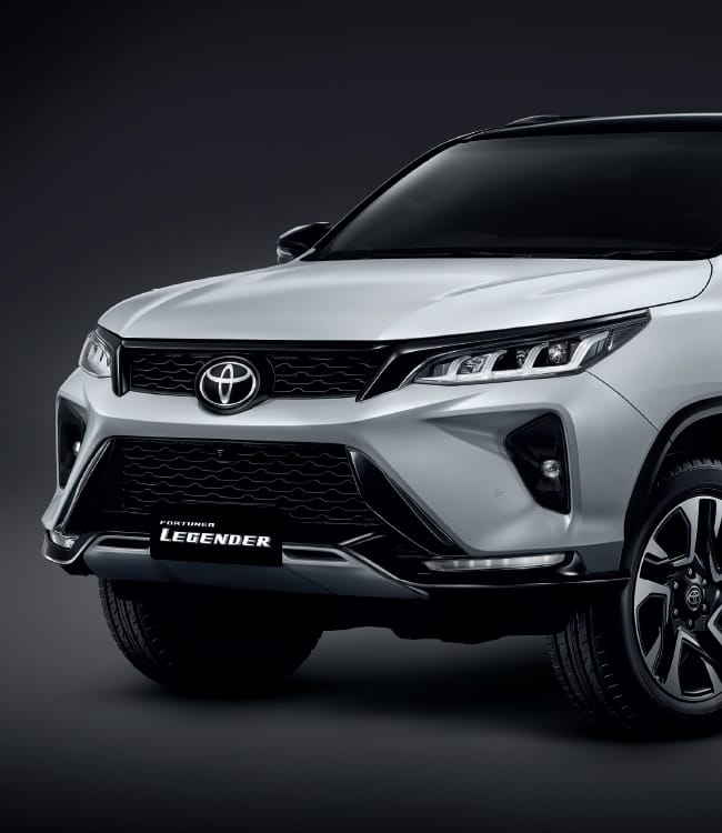 2020 Toyota Fortuner facelift revealed – 2.8L with 204 PS, 500 Nm, Thailand gets Legender with sporty face Image #1126736