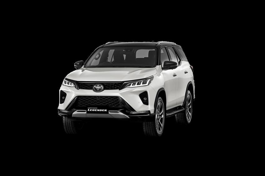 Toyota Fortuner facelift 2020 didedahkan – enjin 2.8L berkuasa 204 PS/500 Nm, varian Lagender untuk Thai Image #1126992