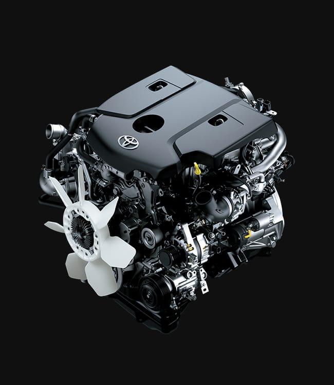 Toyota Fortuner facelift 2020 didedahkan – enjin 2.8L berkuasa 204 PS/500 Nm, varian Lagender untuk Thai Image #1127055