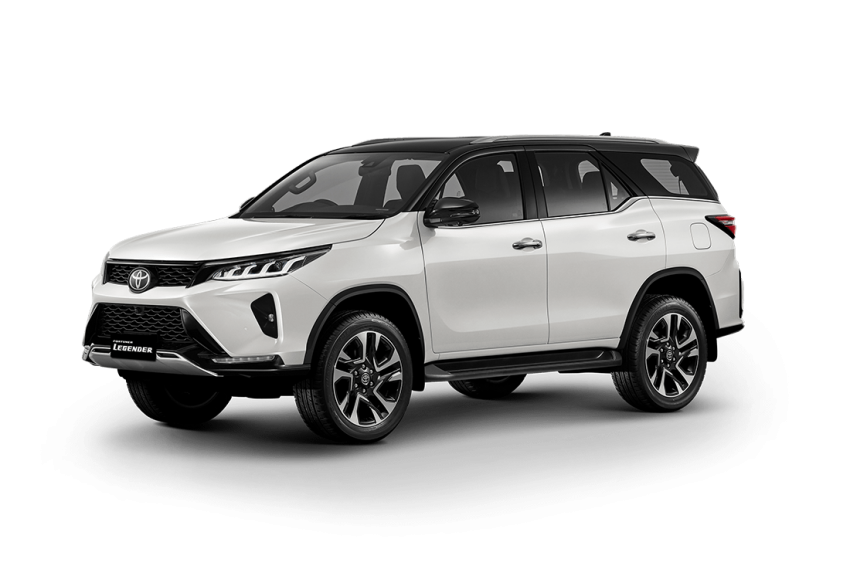 2020 Toyota Fortuner facelift revealed – 2.8L with 204 PS, 500 Nm, Thailand gets Legender with sporty face Image #1126710