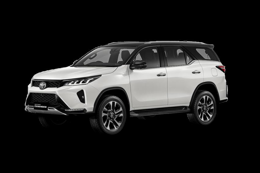 Toyota Fortuner facelift 2020 didedahkan – enjin 2.8L berkuasa 204 PS/500 Nm, varian Lagender untuk Thai Image #1126994
