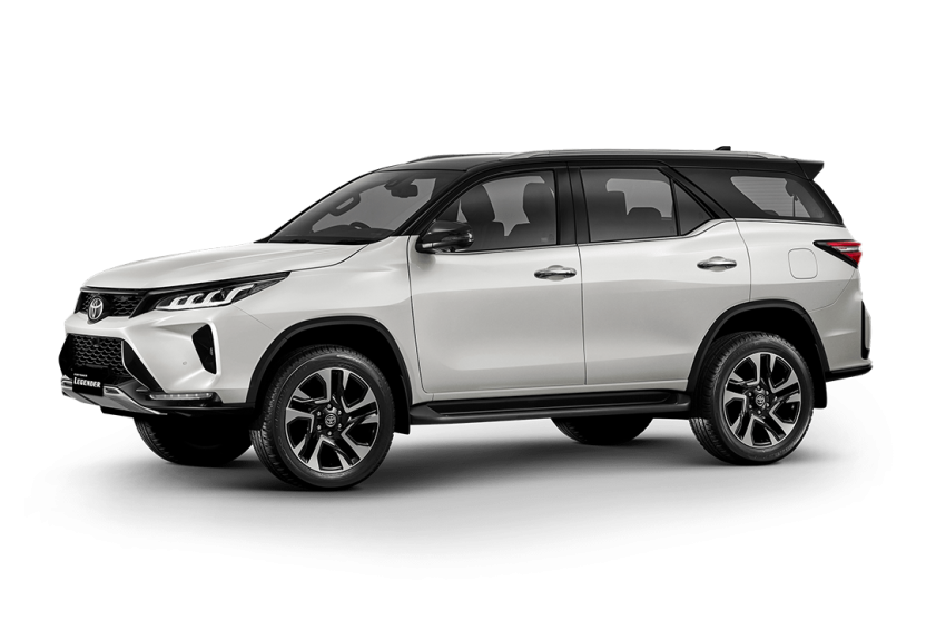 2020 Toyota Fortuner facelift revealed – 2.8L with 204 PS, 500 Nm, Thailand gets Legender with sporty face Image #1126711