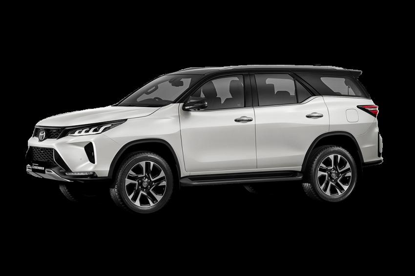 Toyota Fortuner facelift 2020 didedahkan – enjin 2.8L berkuasa 204 PS/500 Nm, varian Lagender untuk Thai Image #1126995