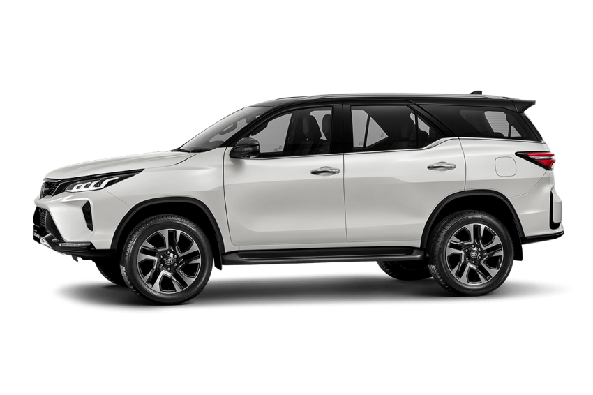 2020 Toyota Fortuner facelift revealed – 2.8L with 204 PS, 500 Nm, Thailand gets Legender with sporty face Image #1126712