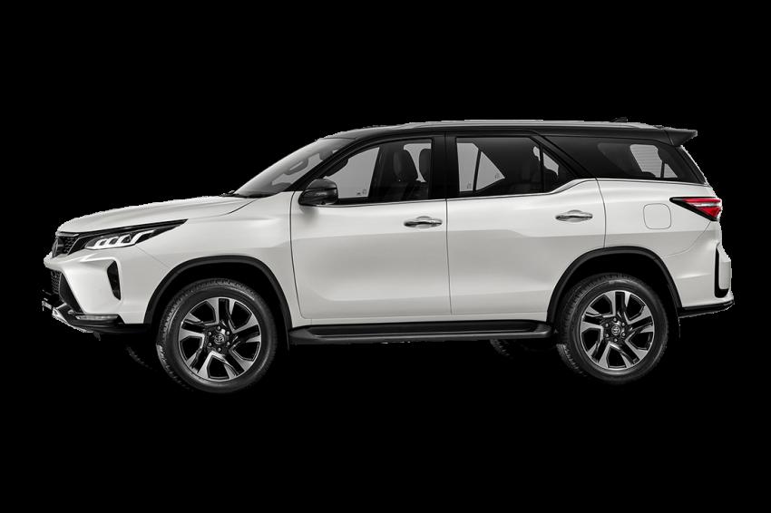 Toyota Fortuner facelift 2020 didedahkan – enjin 2.8L berkuasa 204 PS/500 Nm, varian Lagender untuk Thai Image #1126996