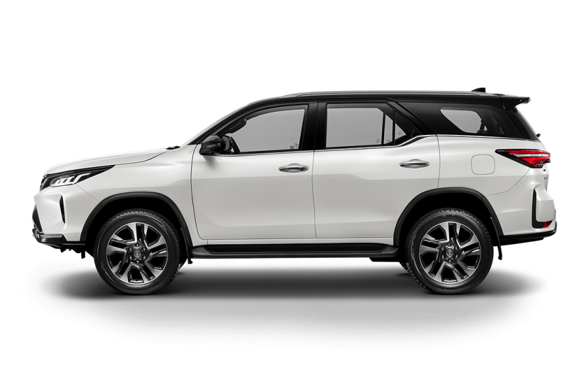 2020 Toyota Fortuner facelift revealed – 2.8L with 204 PS, 500 Nm, Thailand gets Legender with sporty face Image #1126713