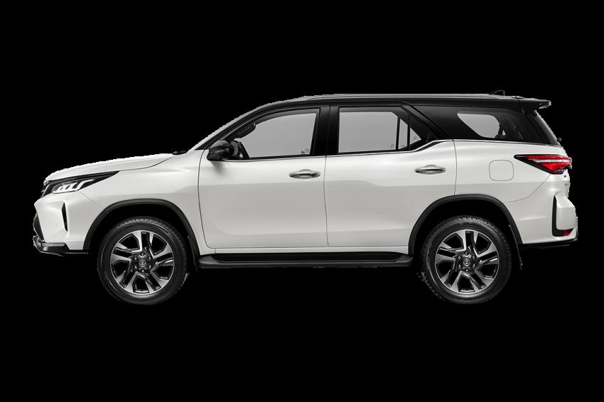 Toyota Fortuner facelift 2020 didedahkan – enjin 2.8L berkuasa 204 PS/500 Nm, varian Lagender untuk Thai Image #1126997