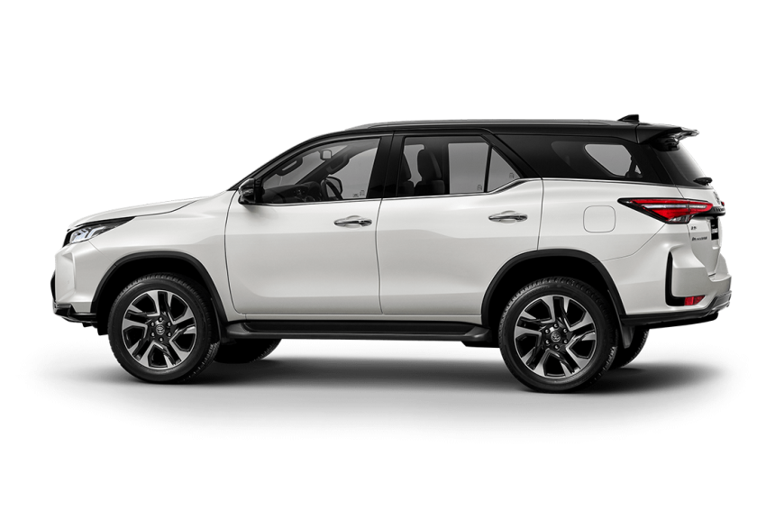 2020 Toyota Fortuner facelift revealed – 2.8L with 204 PS, 500 Nm, Thailand gets Legender with sporty face Image #1126714