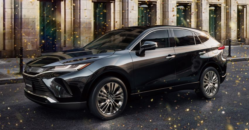 Toyota Harrier goes on sale in Japan – Dynamic Force 2.0 litre NA and 2.5 litre hybrid; starts from RM119,638 Image #1132638